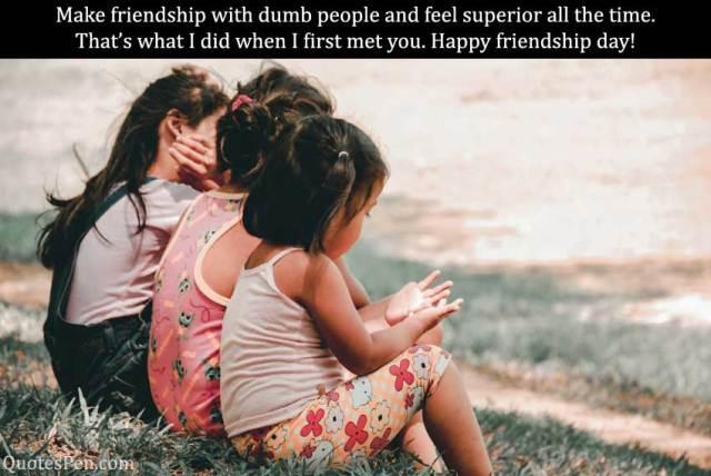 make-friendship-day-caption
