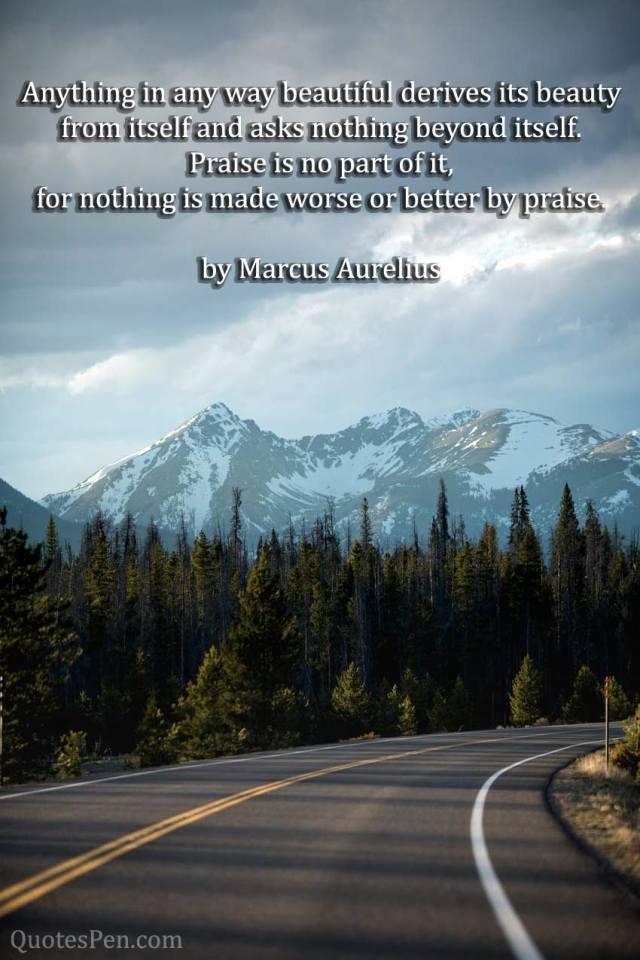 beautiful-derives-quotes by Marcus Aurelius