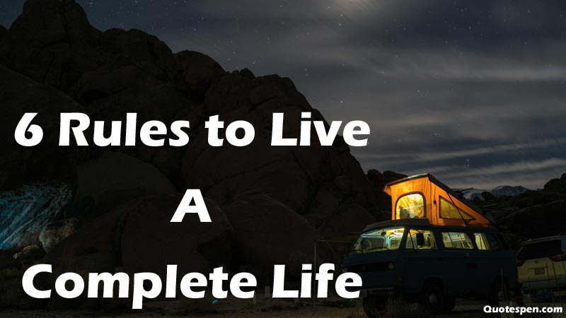 live-a-complete-life
