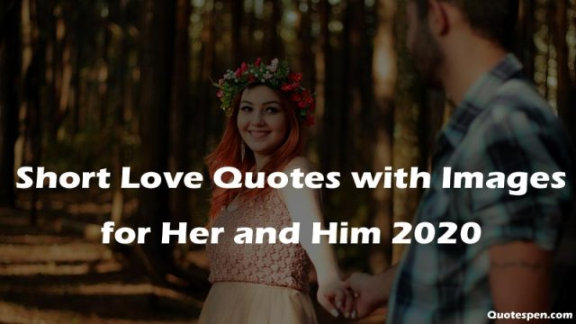 short-love-quotes