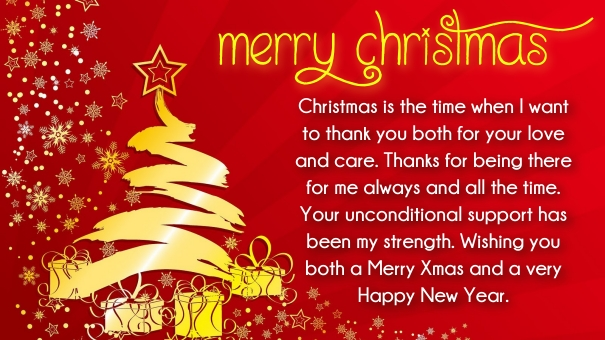 70 Christmas Wishes For Mom And Dad Parents XMAS Wishes 2017