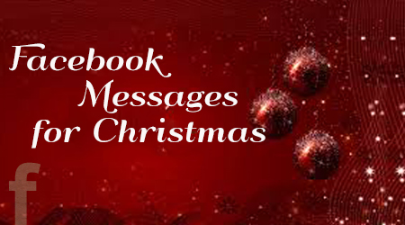 Merry Christmas Facebook Statuses To Wish 2019 XMAS Caption Images