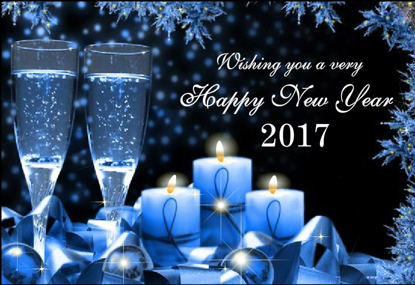 Unique Happy New Year Greeting eCards 2019 to Send Online and Share     free happy new year cards winter 2017