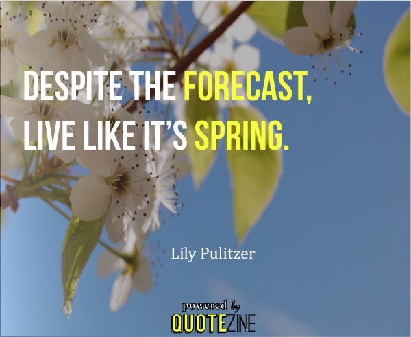 Spring Quotes: 12 Inspiring Sayings About Starting Fresh