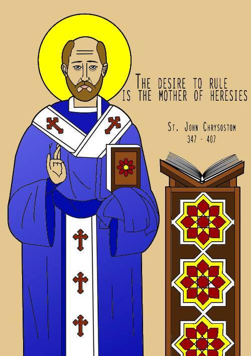 saint john chrysiston