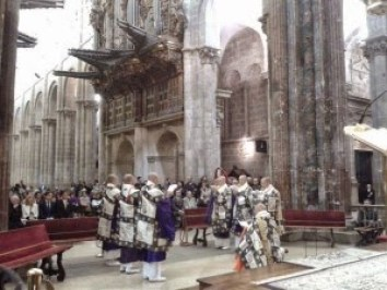 Buddhisten-Santiago-Compostela