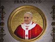 papa Franjo, medaljon-jpg