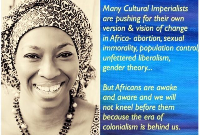 Obianuju Ekeocha, Founder and President Culture of Life Africa
