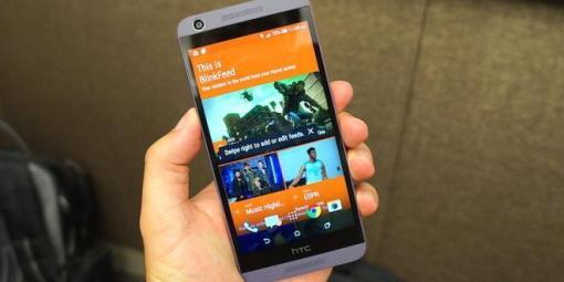 Thay màn hình cảm ứng HTC Desire 700 1