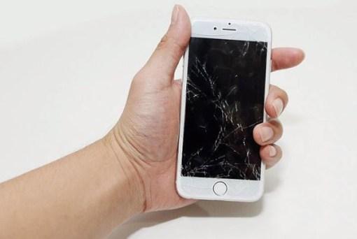 Thay mặt kính Iphone 6 tại Nha Trang 3