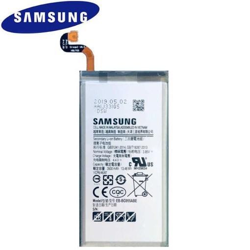 Thay pin Samsung S8 |S8 Plus giá tốt tại Nha Trang 1