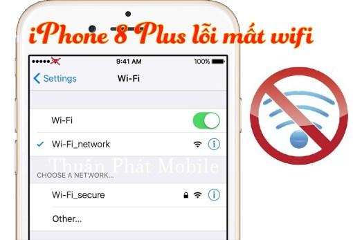 Sửa Iphone 8,iphone 8 plus bị mất wifi,bluetooth tại Nha Trang 1
