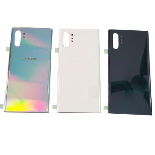 Thay kính lưng Samsung Galaxy Note 10 plus đa sắc tại Nha Trang 1