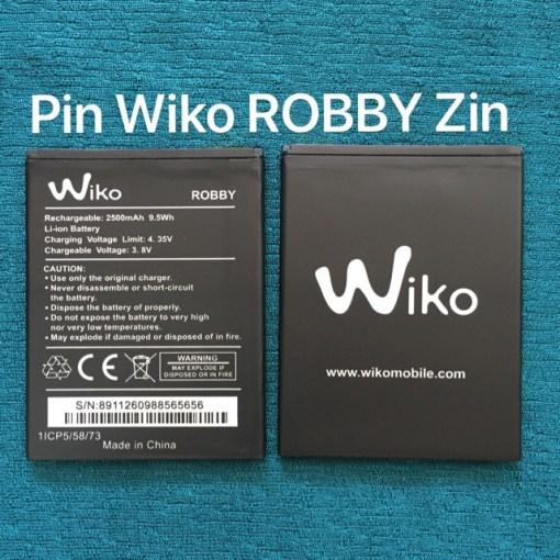 Pin WIKO ROBBY Dung Lượng 2400mAh 1