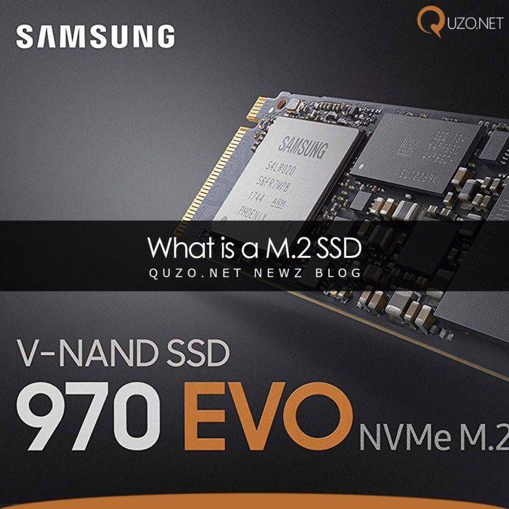 What is a M.2 SSD