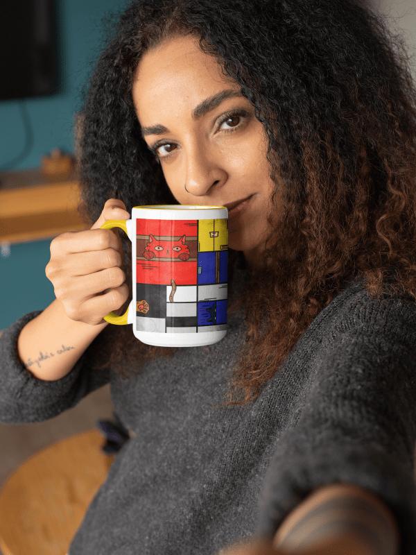 Elegant cadeau voor echte cafeïnejunkies of theeliefhebbers