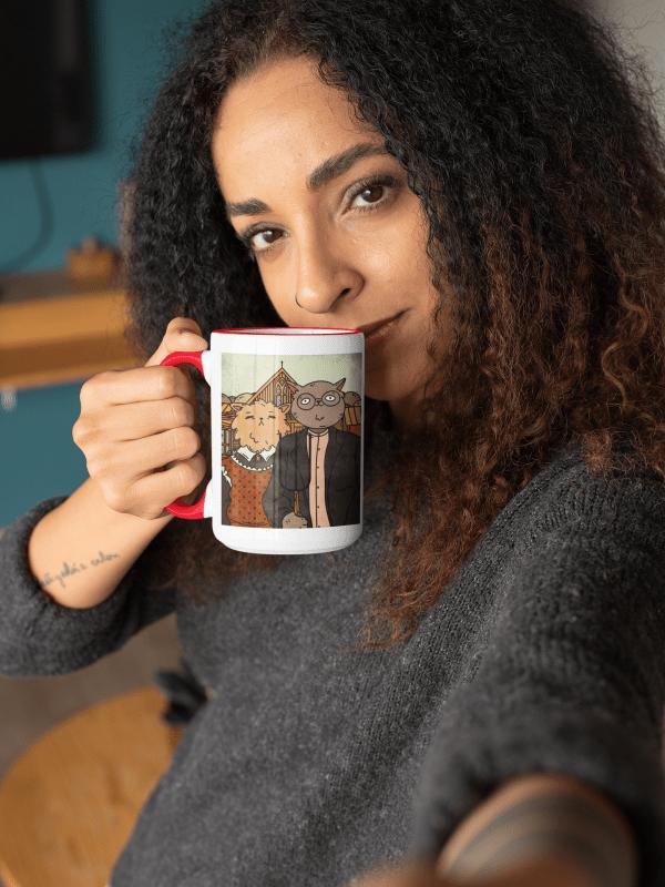 Charmante cadeau voor de echte koffiedrinker