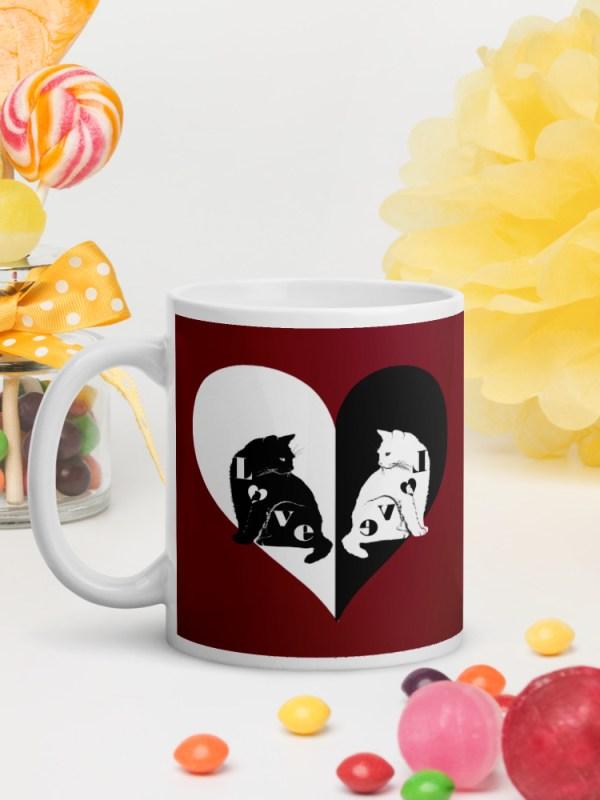 Mug for catowner