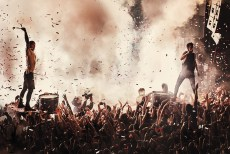 Twenty-One-Pilots-performing-live-on-stage-on-at-O2-Academy-2016