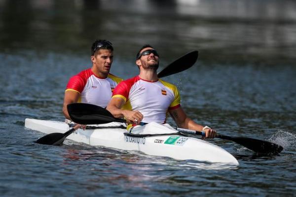 cristian y saul oro olimpico k2 rio