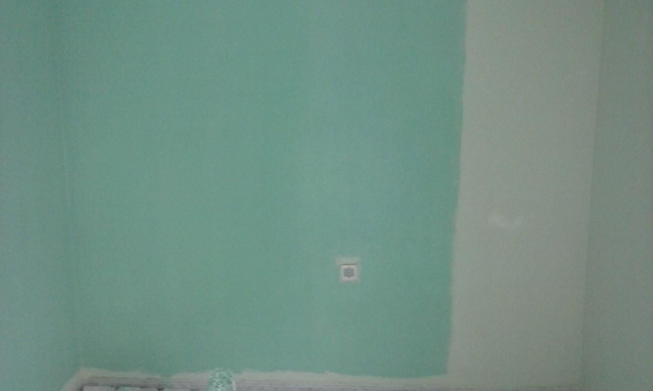 Consejos para pintar paredes con gotel qvo - Pintar paredes con gotele ...