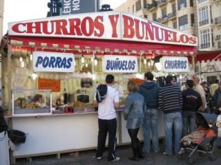 churreria ambulante valencia