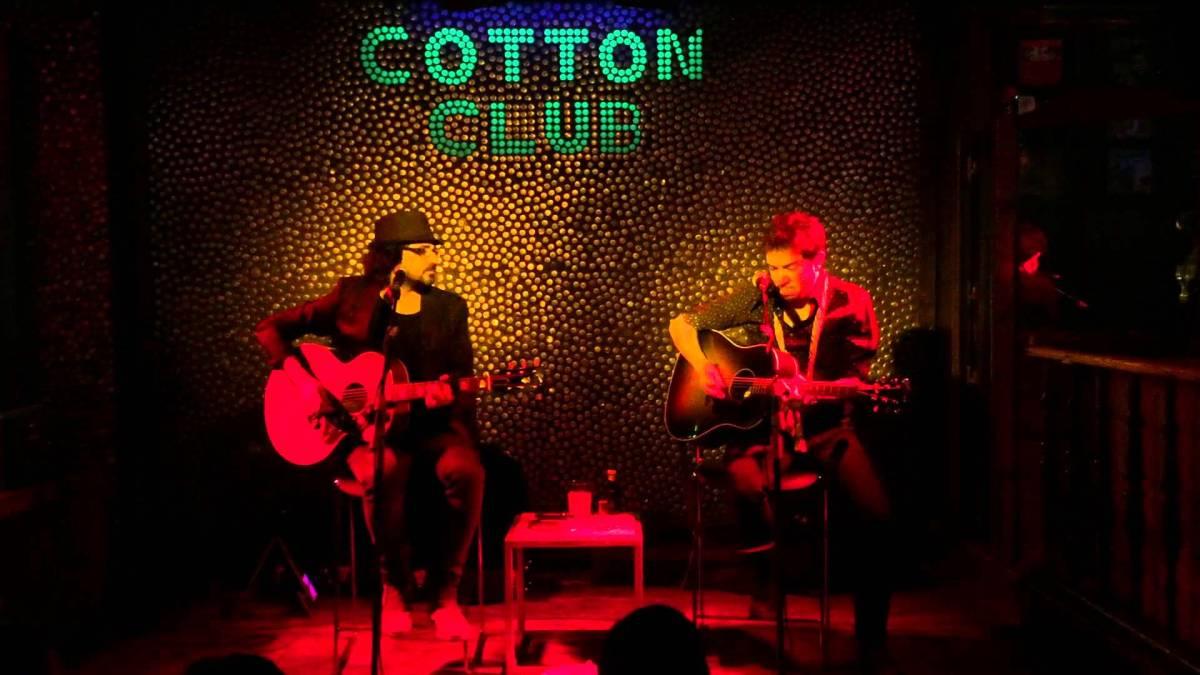 Cotton Club de Bilbao y Terraza Premium de Tenerife