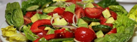 lechuga tomate pepino