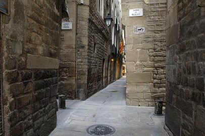 carrer major juderia
