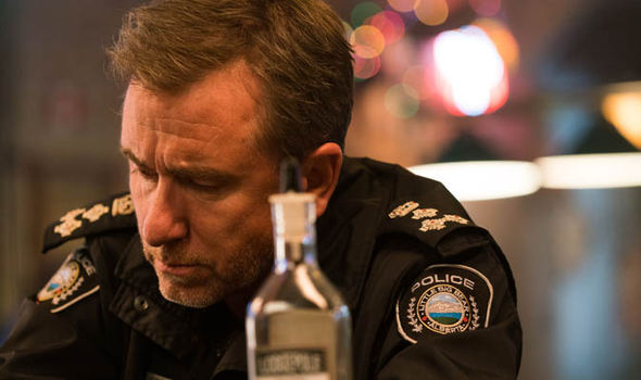La Serie Canadiense Tin Star