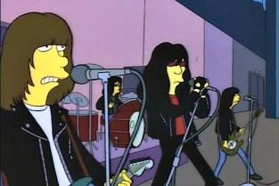 Ramones-Simpsons