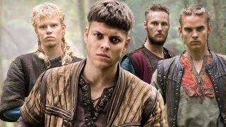 hijos ragnar vikingos