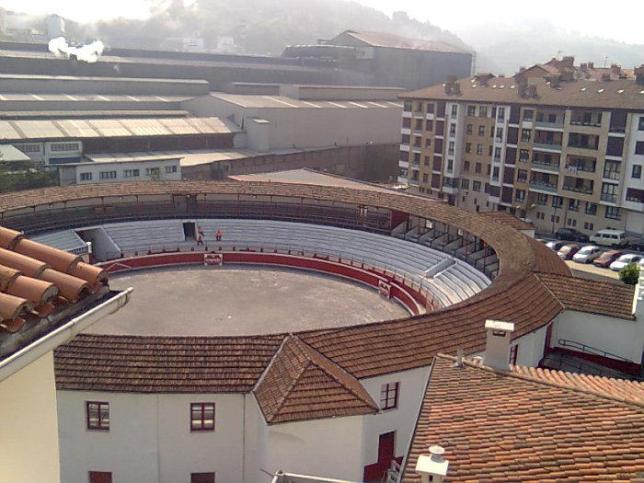 plaza toros azpeitia
