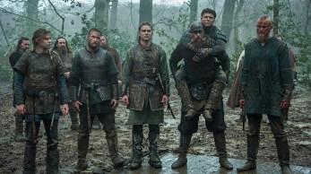 vikingos guerreros