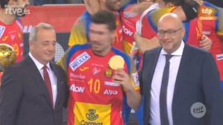 espana suecia Final Campeones dusiebaiec