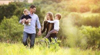 vida en familia