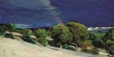Joaquin-Sorolla-El-arcoiris-El-Pardo-1907