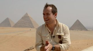 javier sierra en egipto