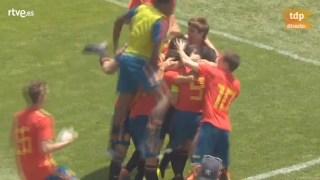 espana 3 italia 2 campeones