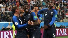 francia campeona del mundo 2018