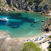 La bella cala d´en Serra en Ibiza