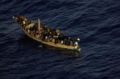 patera inmigrantes ilegales