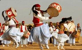 danzas norteafricanas