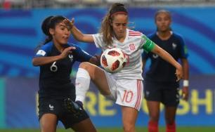 espana francia mundial sub-20 futbol