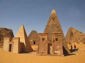 piramide kush