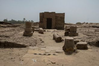 santuario XXV dianstia egipcia