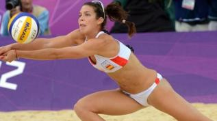 elsa-baquerizo-voley-playa