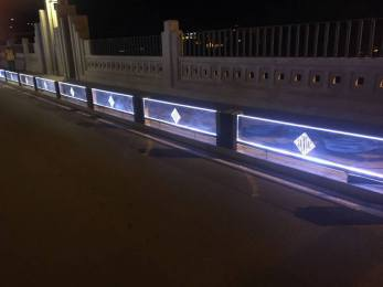 led puente sant jordi 2018 sep alcoy