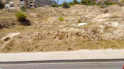 restos arqueologicos calle peru alcoy II