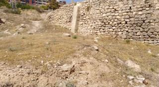 restos arqueologicos calle peru alcoy VII
